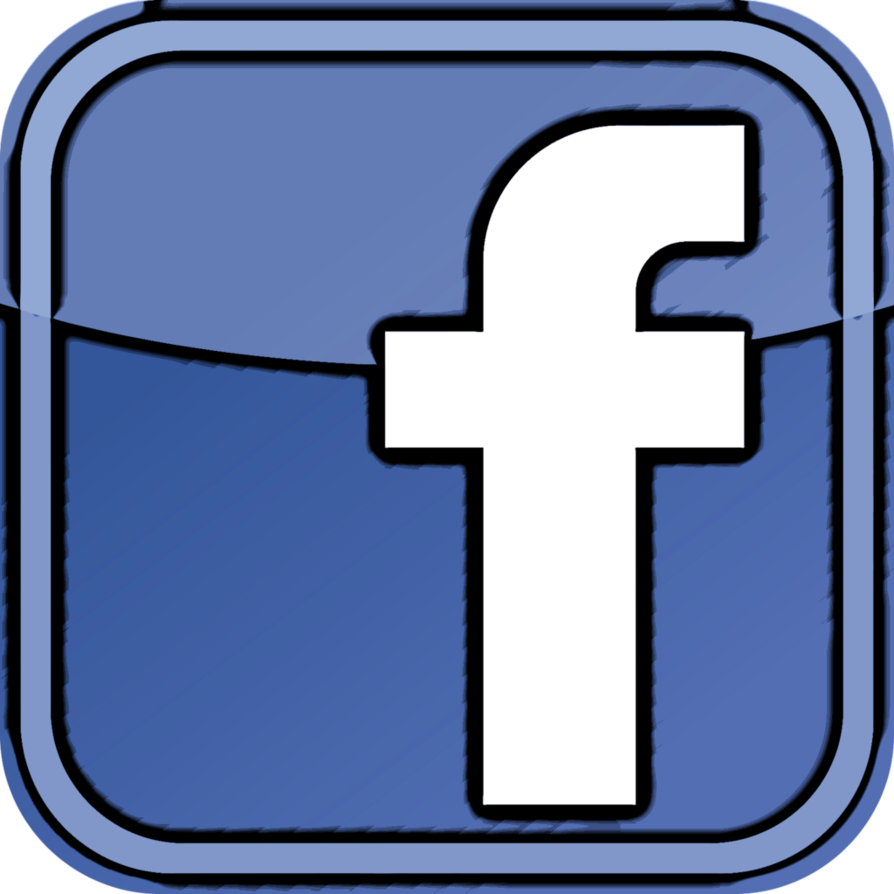 Facebook Logo Drawing #32227
