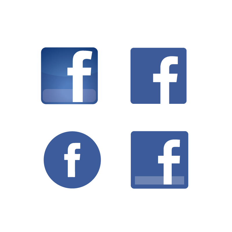 Various Facebook Logos Images #32205