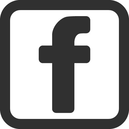 Facebook logo png, Black square with F letter #32213