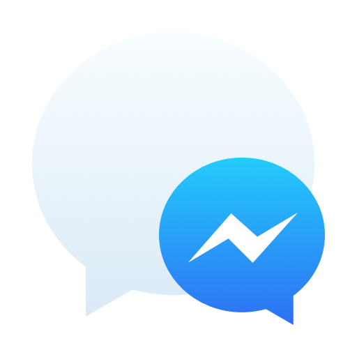 Facebook messenger Customer Chat icons and png #13160