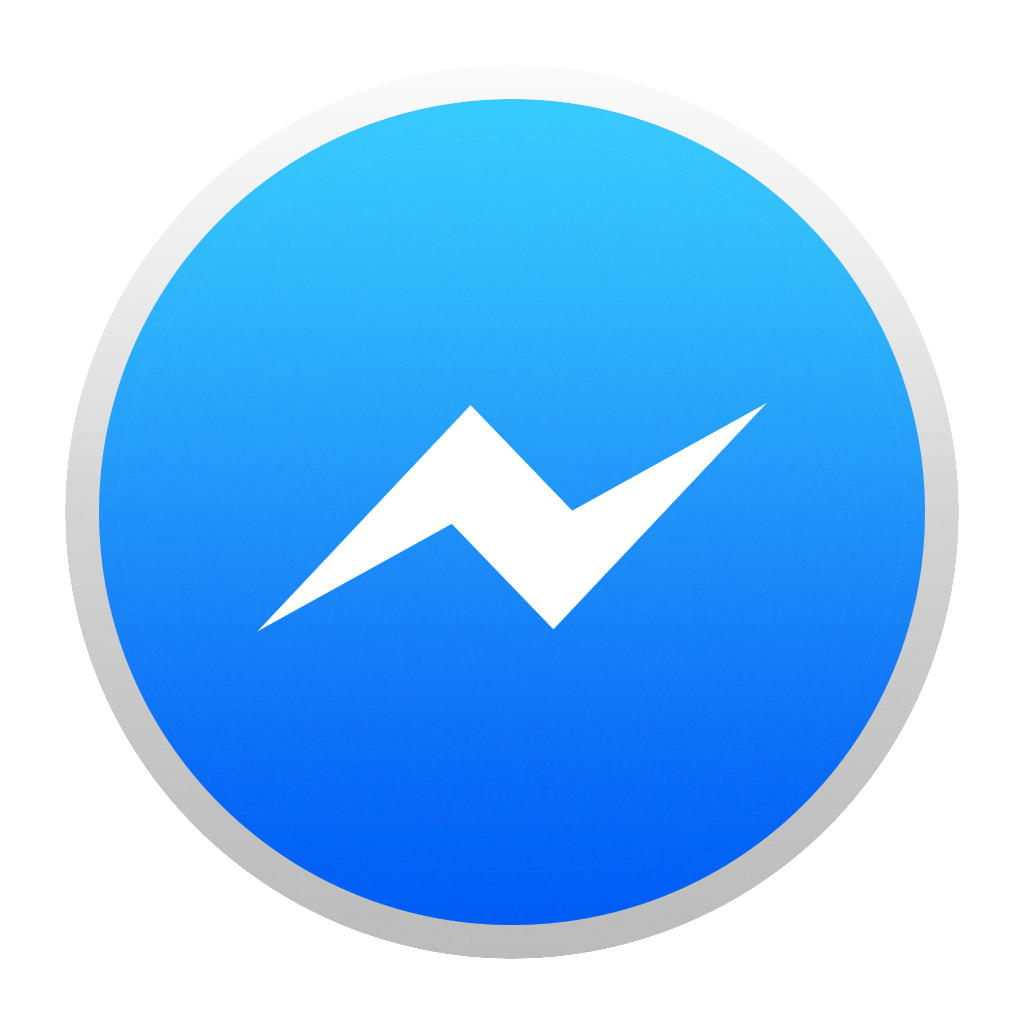 facebook messenger icon for yosemite josselinco #13167