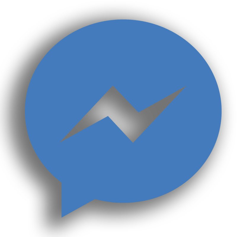 facebook messenger png facebook messenger vector logo logo #13171