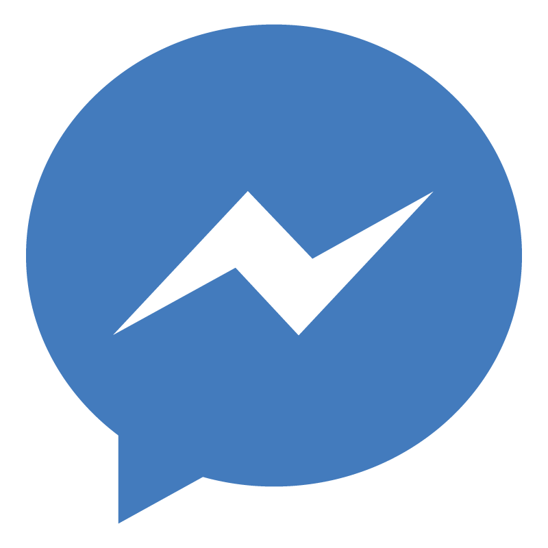 facebook messenger vector logo download #13150