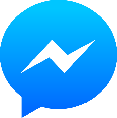 file facebook messenger logo svg #13164
