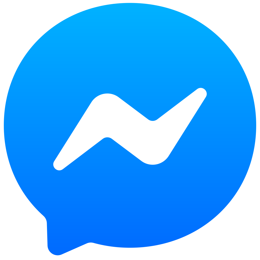 file facebook messenger logo svg wikipedia #13157