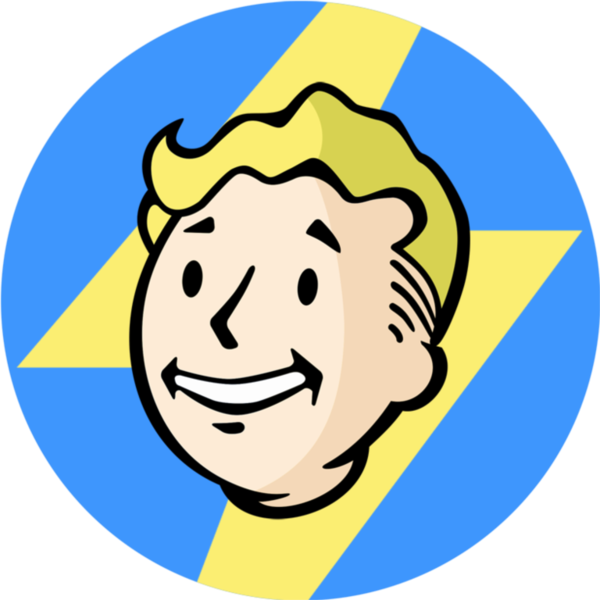 fallout high resolution logo #7190
