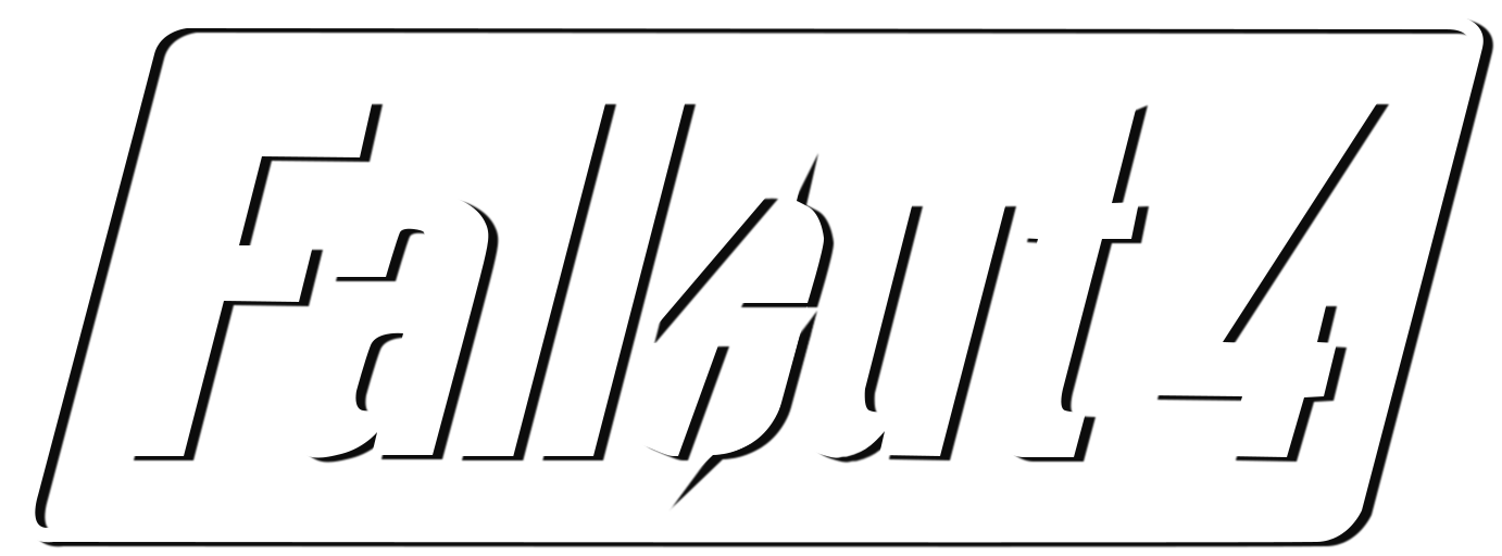 high transparent fallout logos 4 #7194