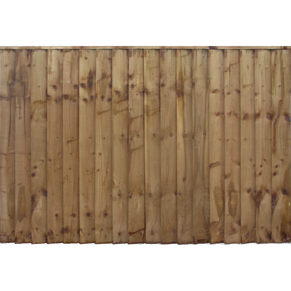 flat top fence panels derby ascot fencing derby #21525