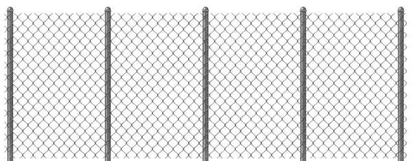 transparent chain link fence png clipart gallery #21499