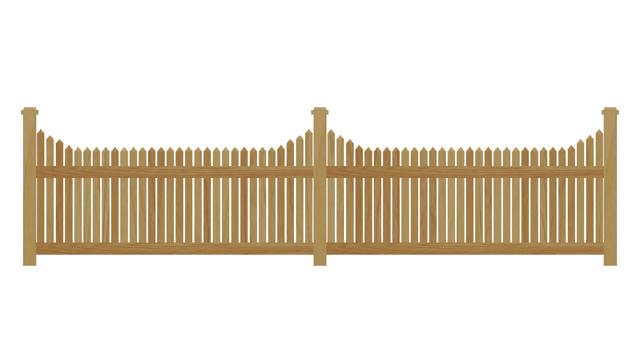 wooden fence fiveaxiomsinc docean #21520