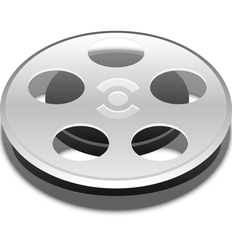 film reel original file svg file nominally pixels #36139