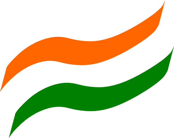 indian flag clipart 7022