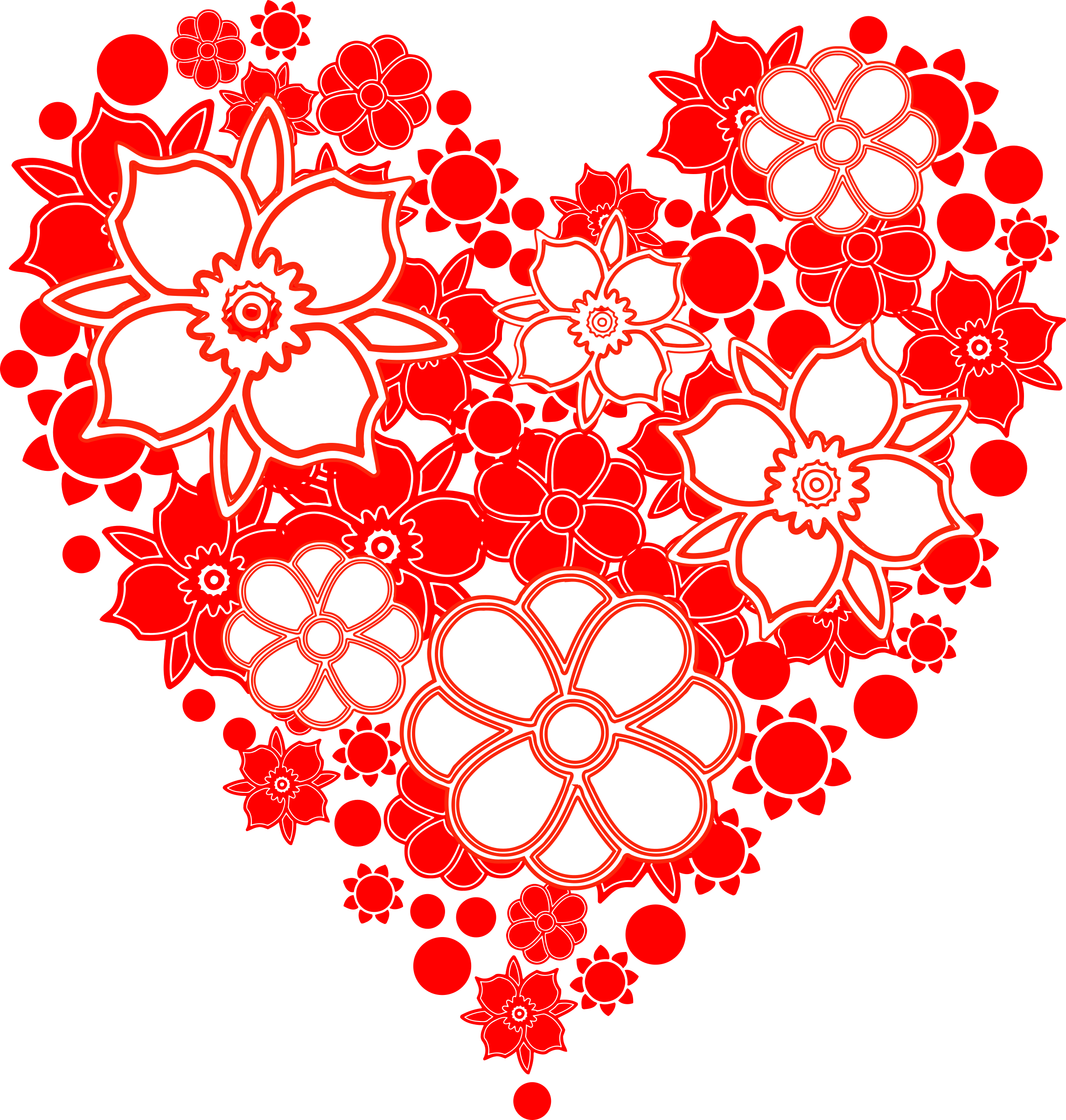 clipart cora flores hearth flowers #39780