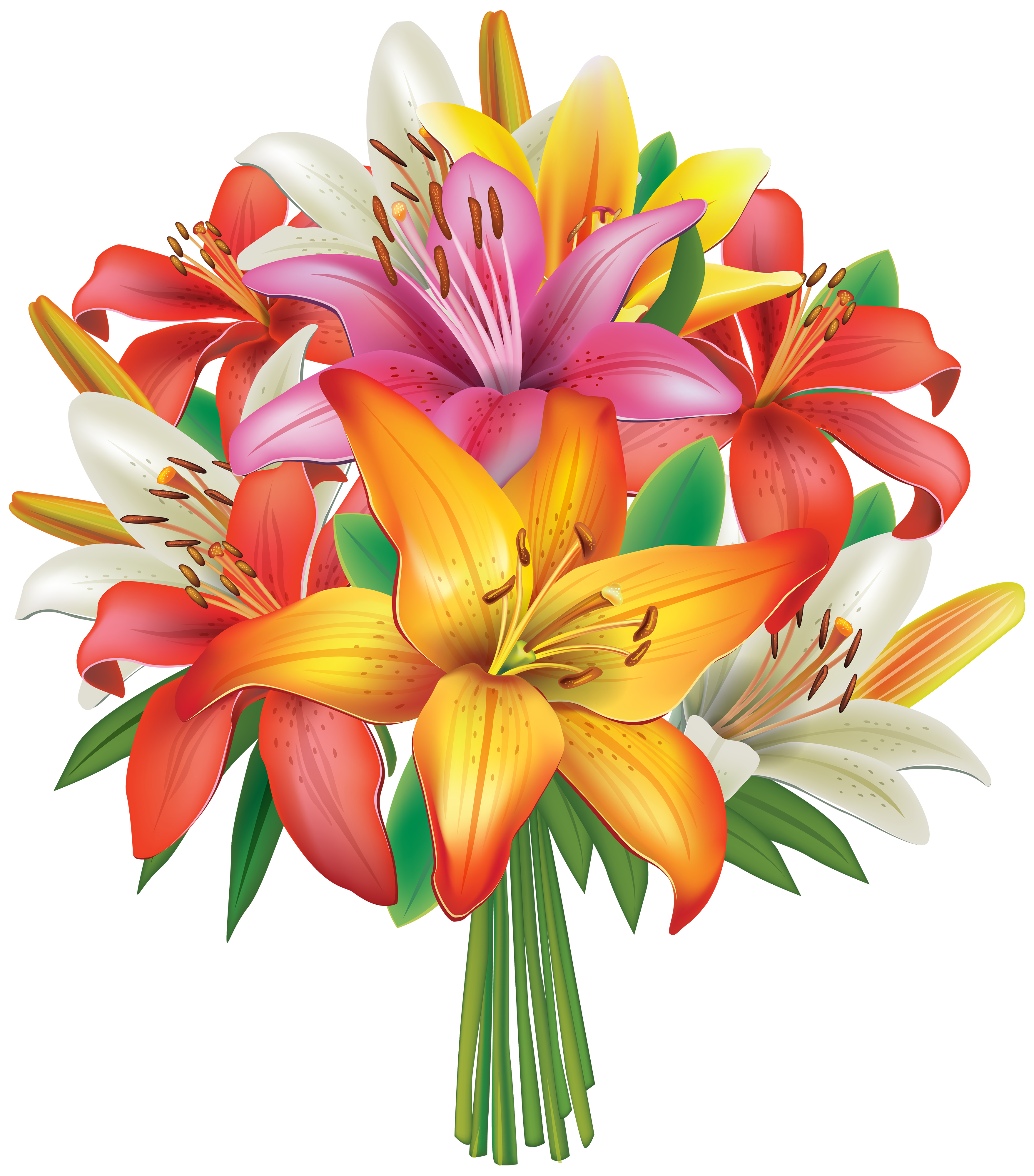 flower bouquet clip art for clip art #34082