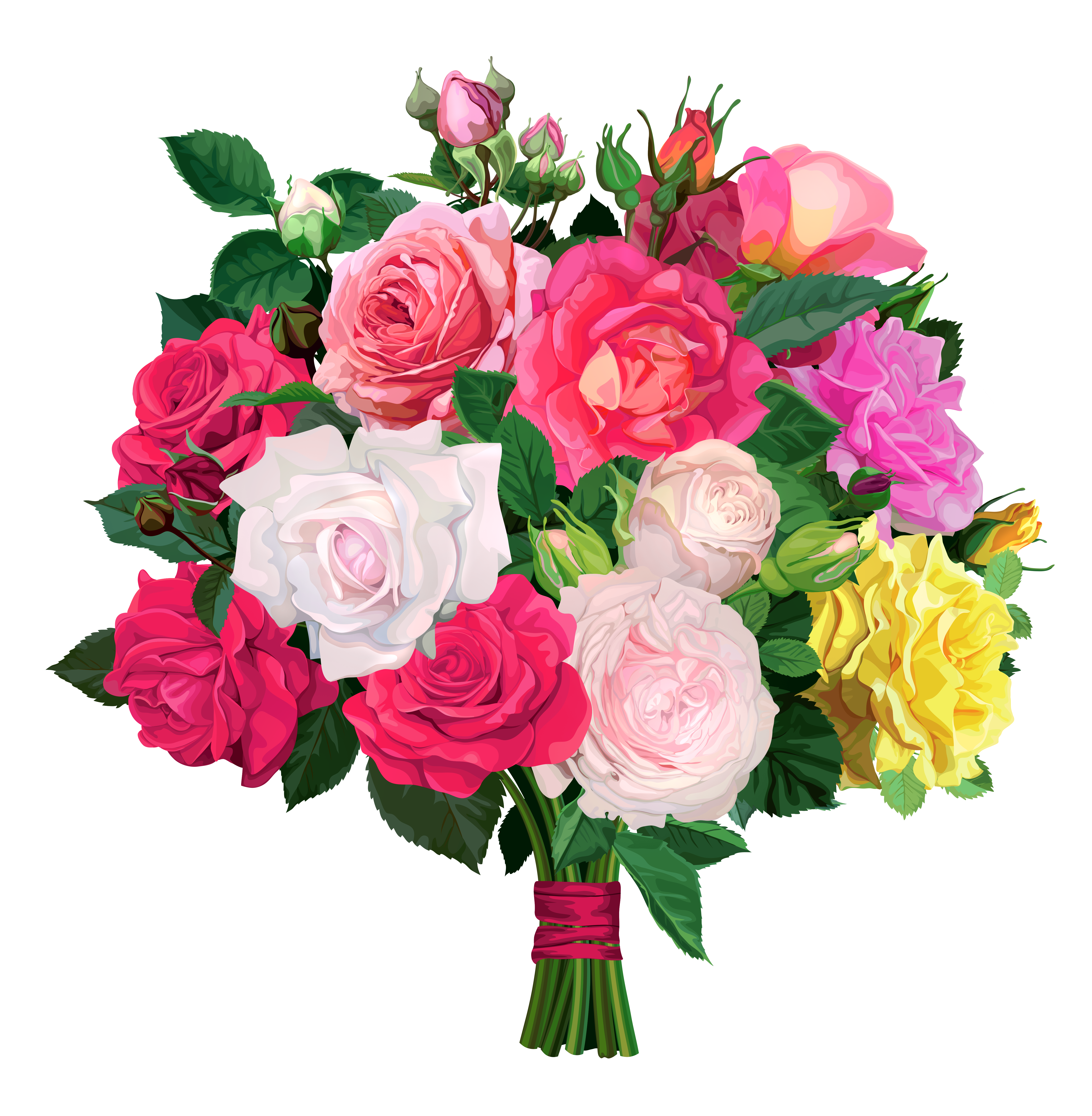 flower bouquet images bouquet cliparts wedding flowers #34086