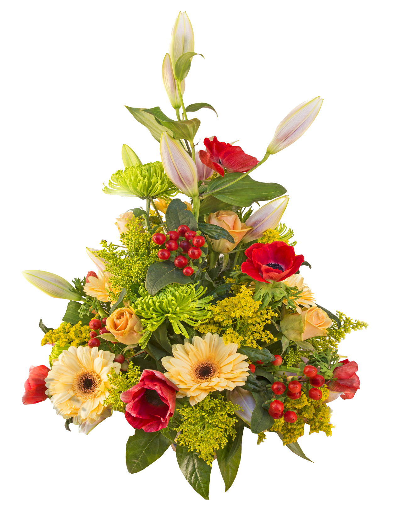 flower bouquet png image pure transparent #34071