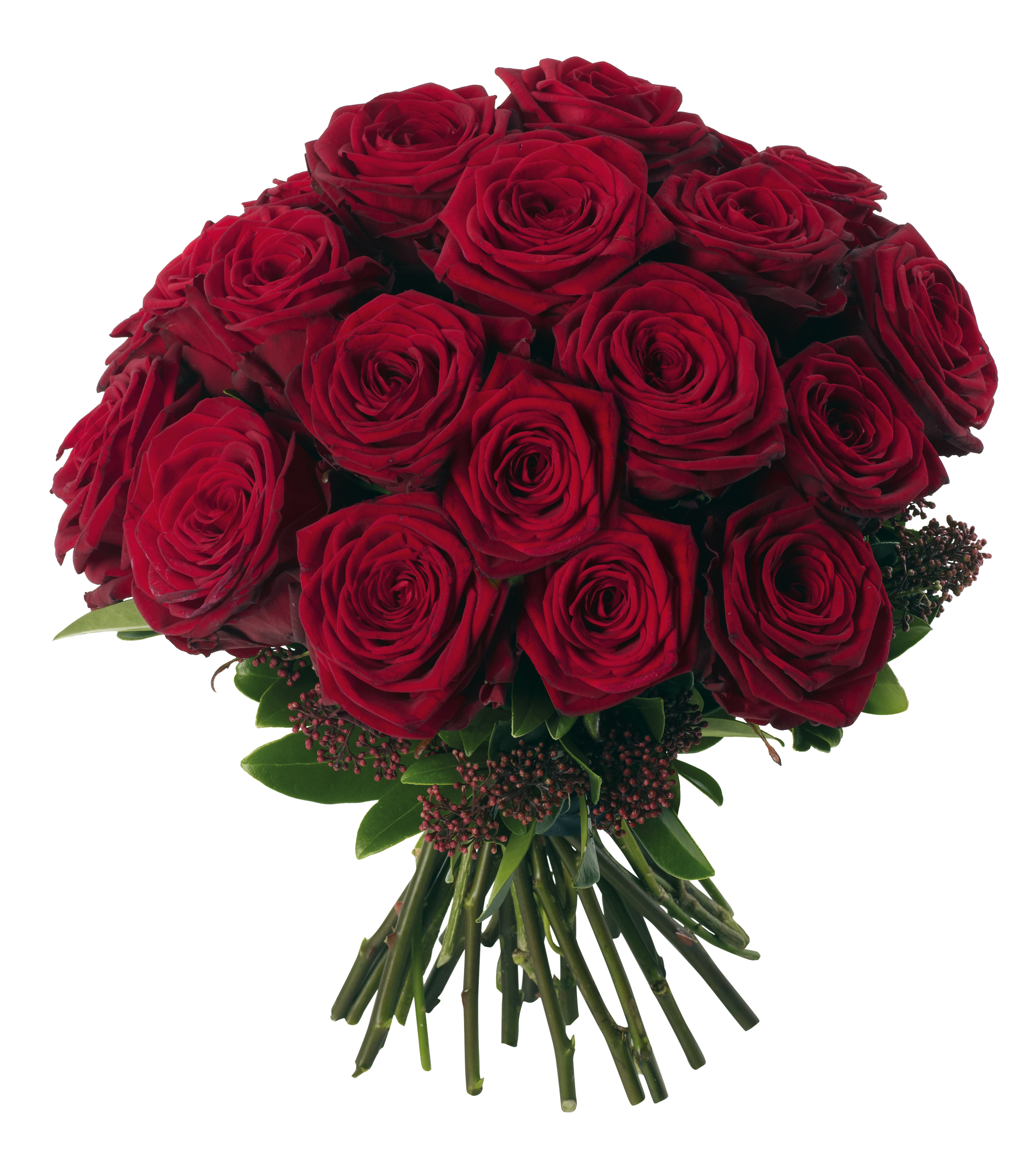 nice bouquet flowers red rose clipart background #34098