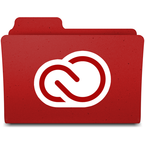 folder icon for adobe creative cloud 1911