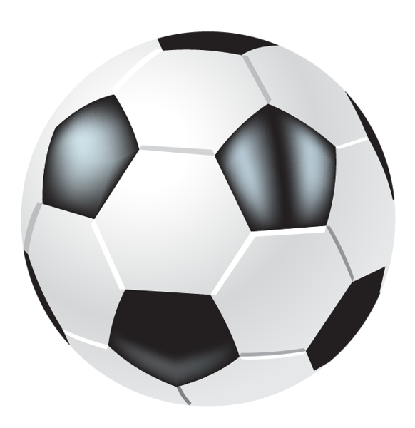 football vector transparent images #8881