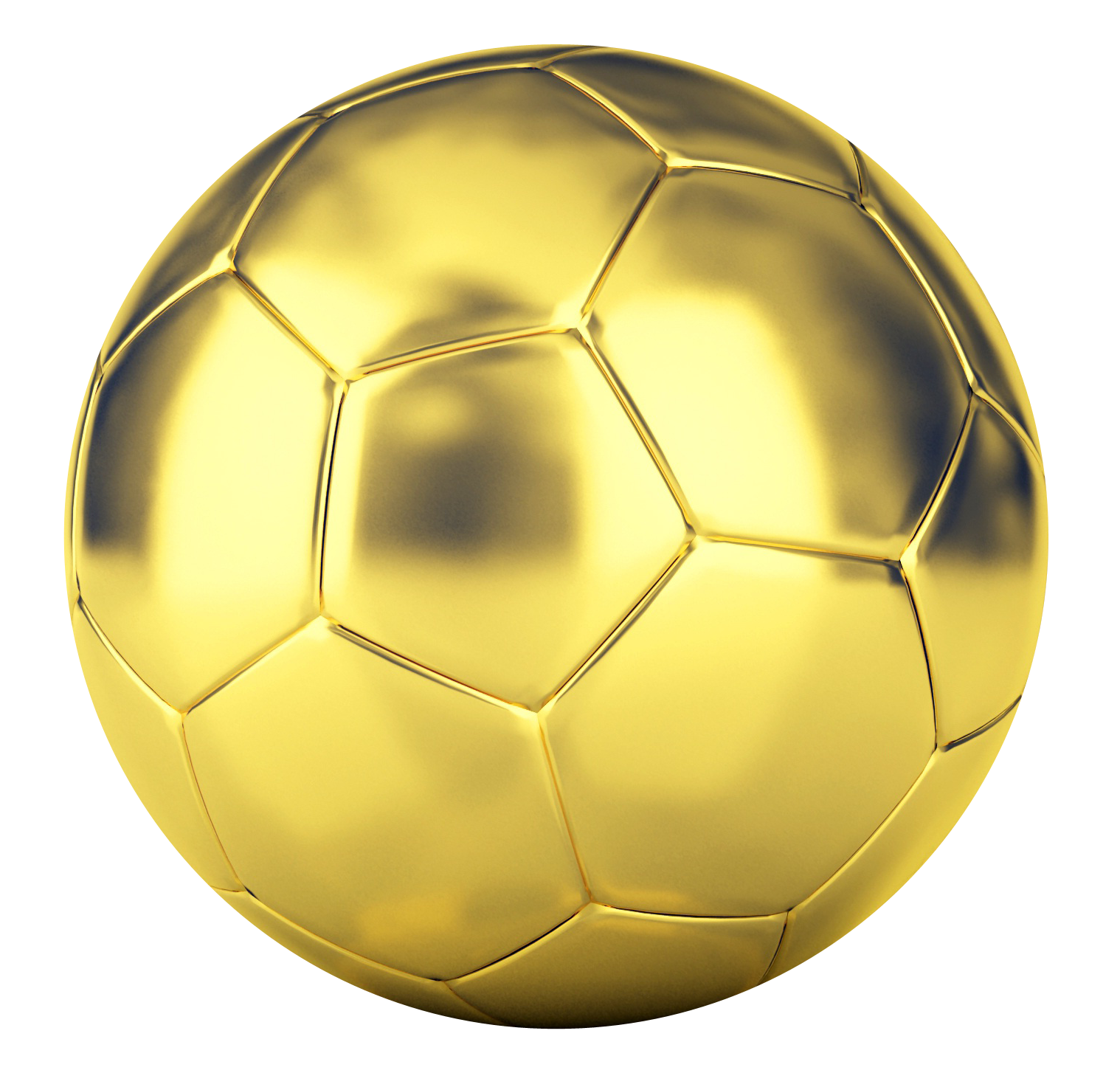 gold, golden football png #8877