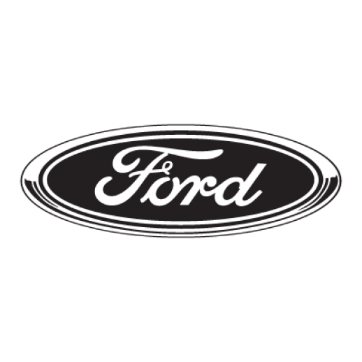 ford black logo vector #1784