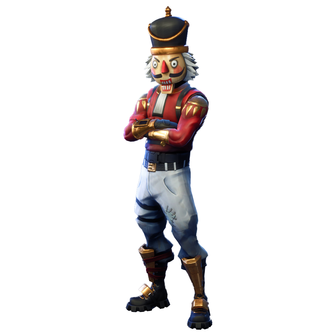 fortnite crackshot png image purepng transparent 27099