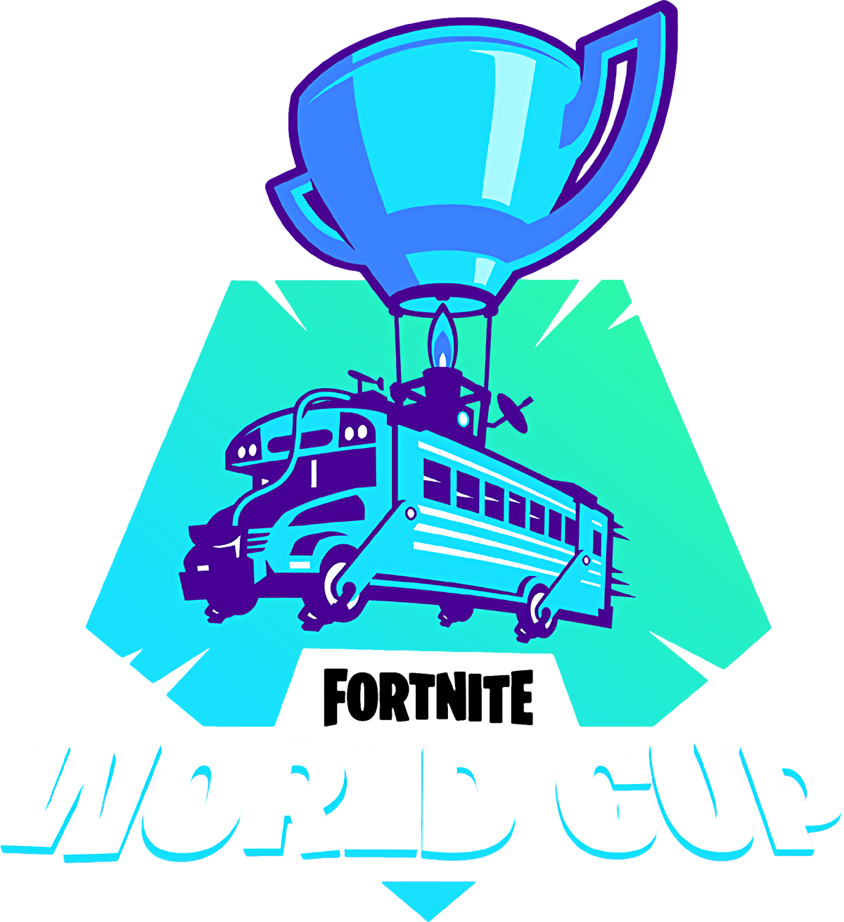 fortnite logo, fortnite world cup fortnite esports wiki #27035