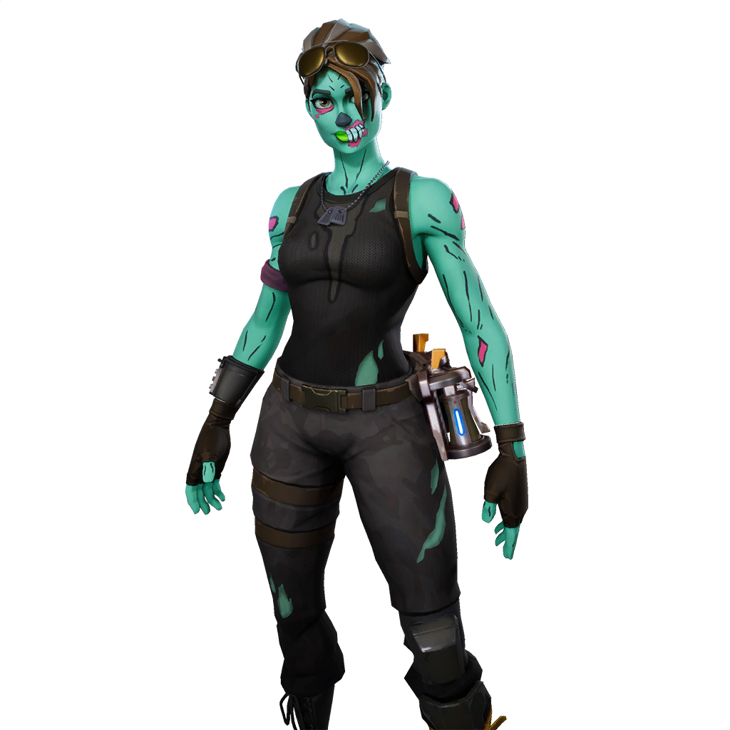 ghoul trooper fortnite outfit skin how get info #27079