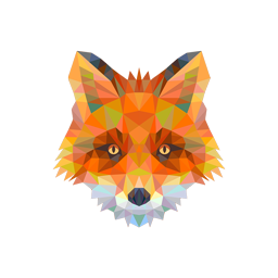 fox head for logo png