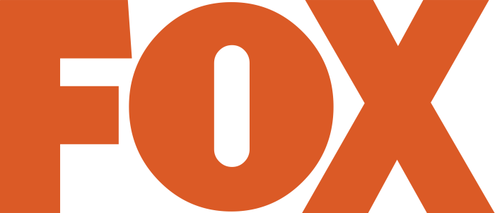 FOX logo (orange color, Latin America) png #1628