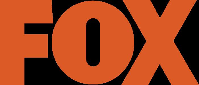 FOX logo (orange color, Latin America) png #1628