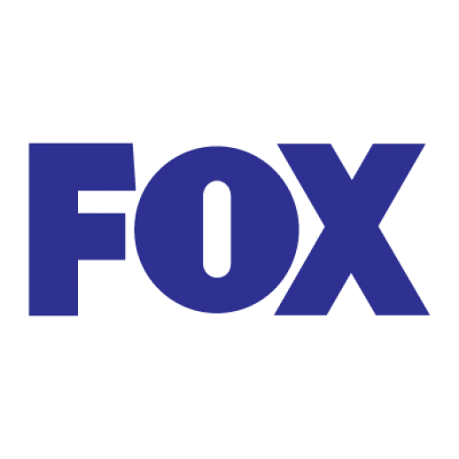 Fox TV Text logo png #1627