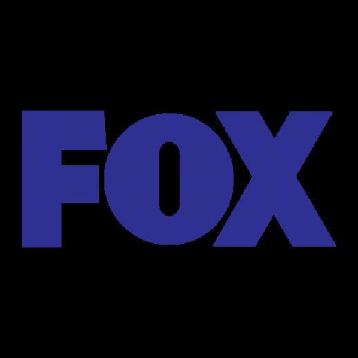 Fox TV Text logo png #1627