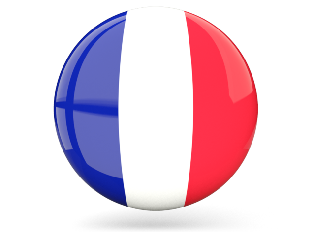 circle, flags, france flag, national icon #8055