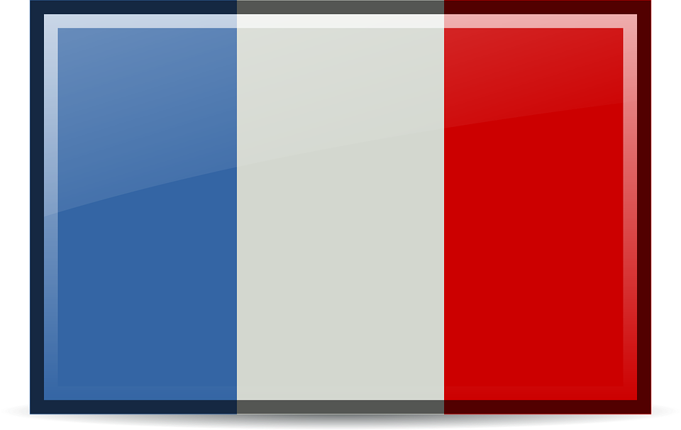 france flag french #8052