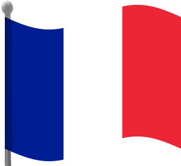 france flag waving flags countries #8047