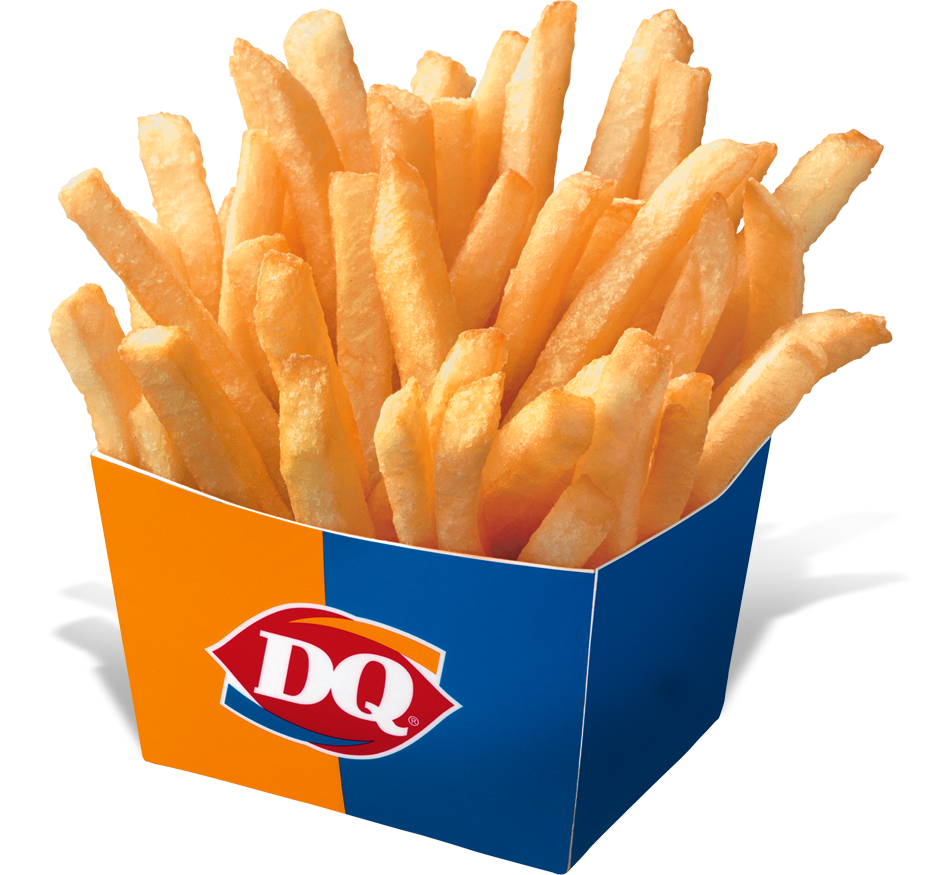 fries, menu dairy queen #20373