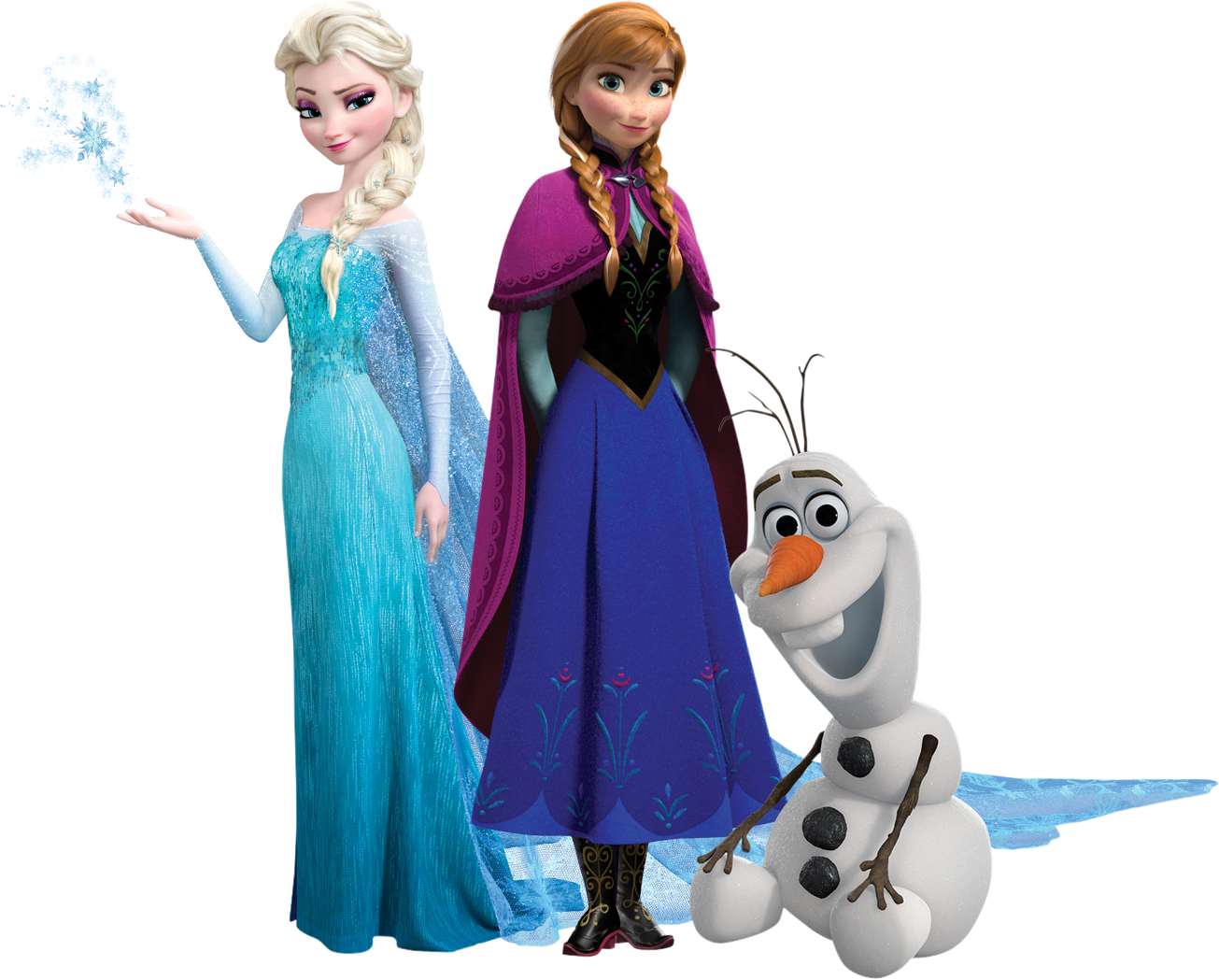 png frozen elsa anna olaf png world #27782