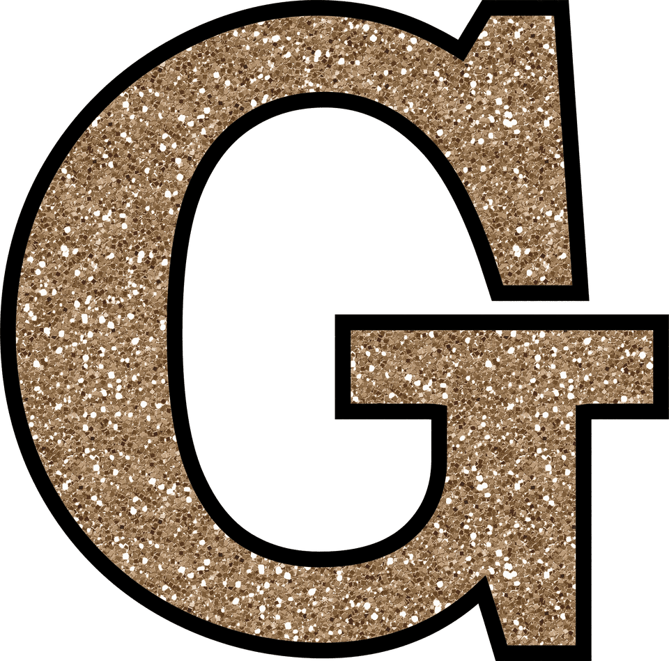 g letter glitter alphabet download and print #36533