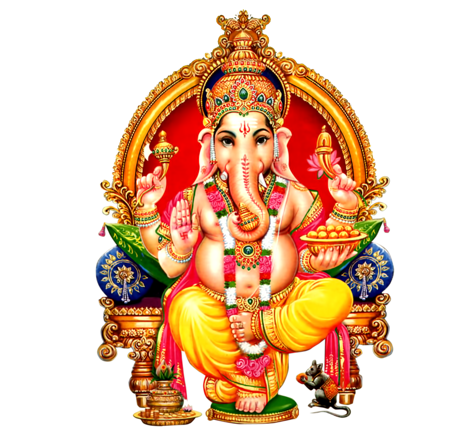 download sri ganesh png transparent image and clipart 11112