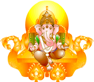 download sri ganesh png transparent image and clipart 11113