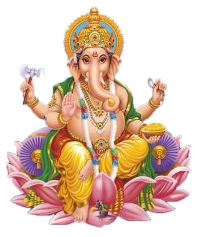 download sri ganesh png transparent image and clipart #11077