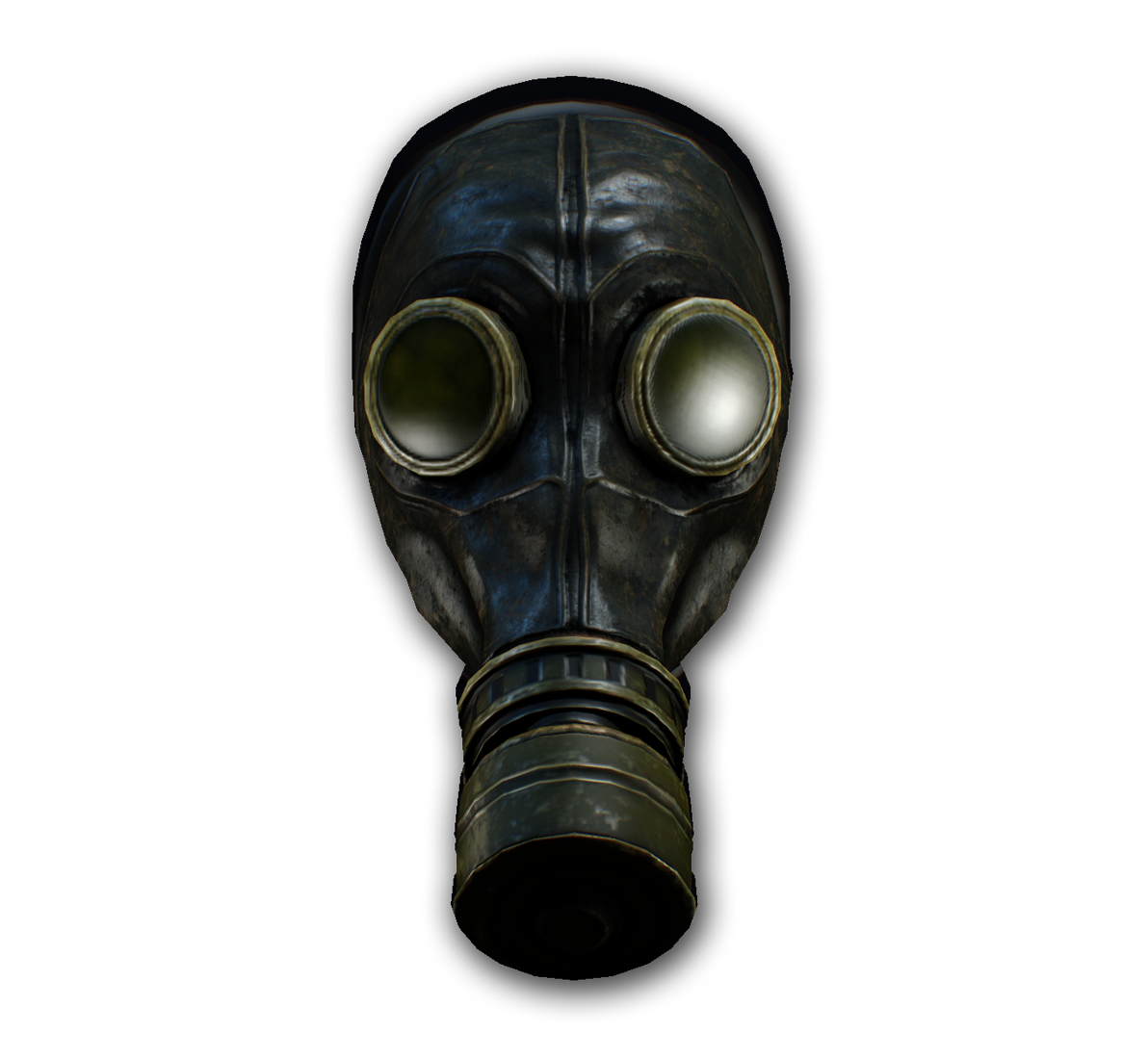 black gas mask image transparent background #39169