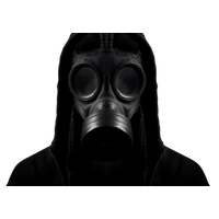 download gas mask png photo images and clipart #39166