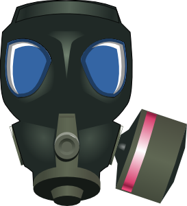 gas mask clipart hd photo #39185