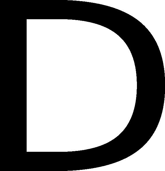 Georgia, Letter, D, English, Alphabet logo png #1389