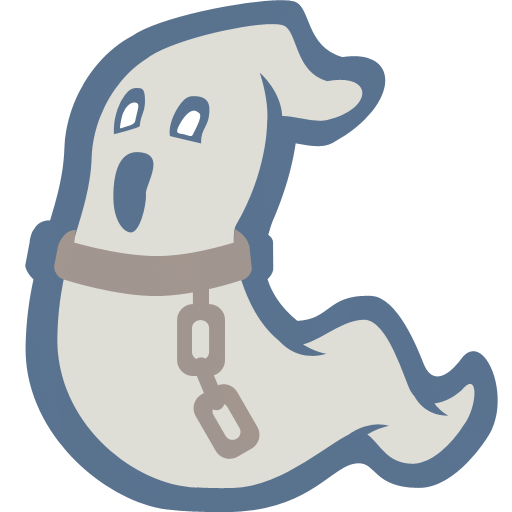 ghost icon halloween iconset iconcreme #17947