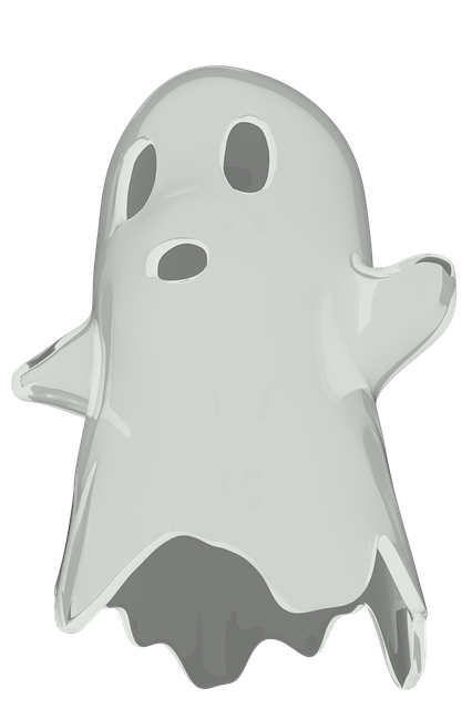ghost scary cute image pixabay #17904