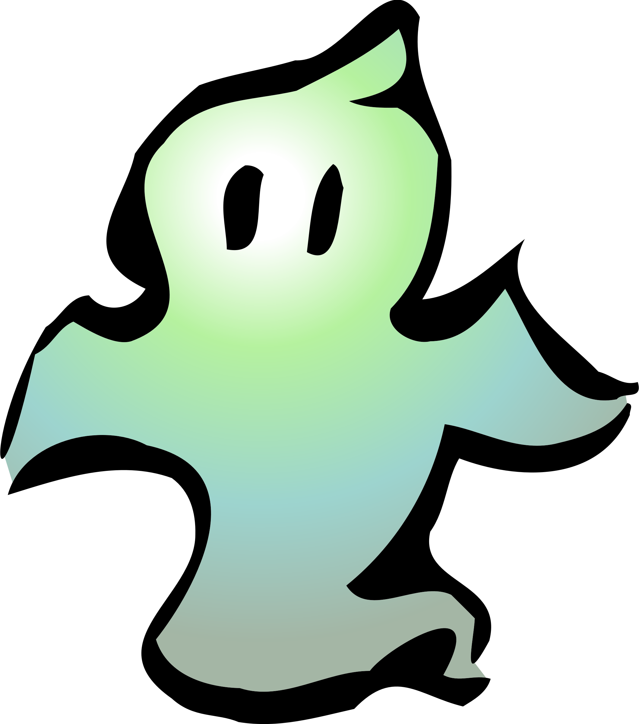 ghost vector clipart image photo #17934