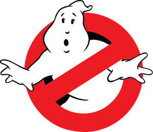 ghostbusters png logo vector #3621